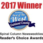 BOW Reader's Choice Award 2017