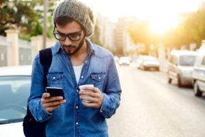 smartphone withdrawal