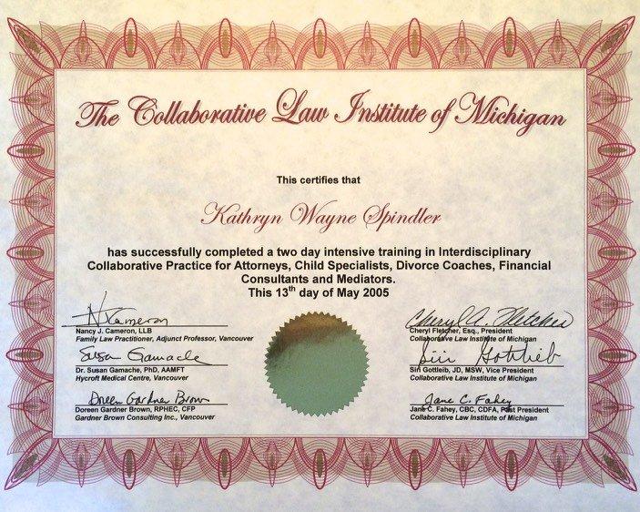 michigan divorce law
