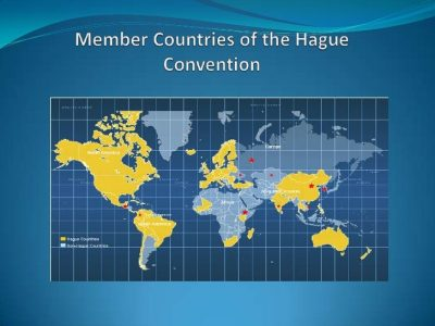 Hague Convention Rules