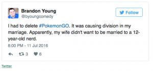 Pokemon Go nerd
