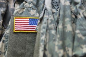 military divorce