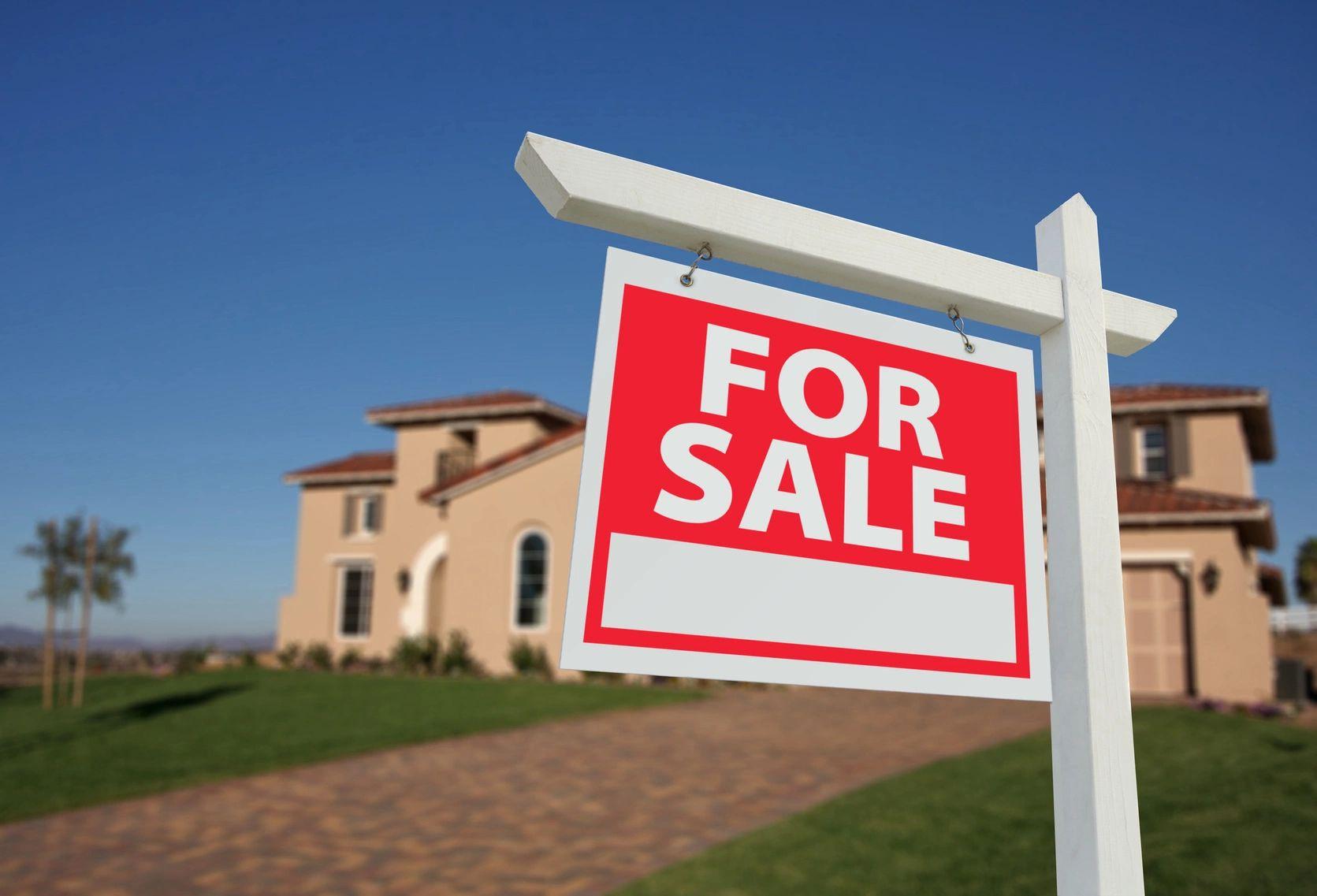 selling marital home